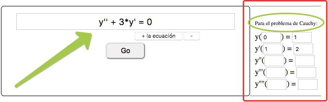 problema de Cauchy