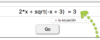 las ecuaciones simples